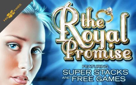 The Royal Promise slot machine