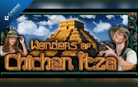 the wonders of chichen itza slot machine online