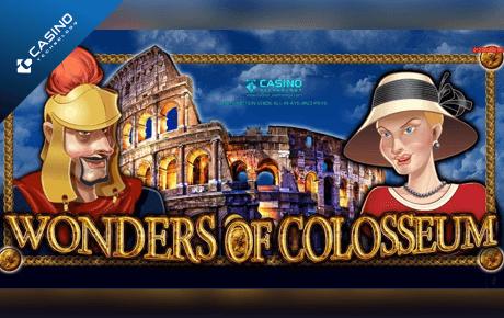 the wonders of colosseum slot machine online