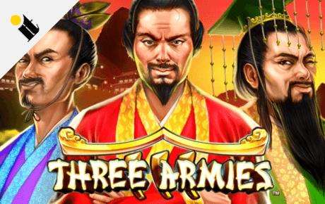 Three Armies slot machine