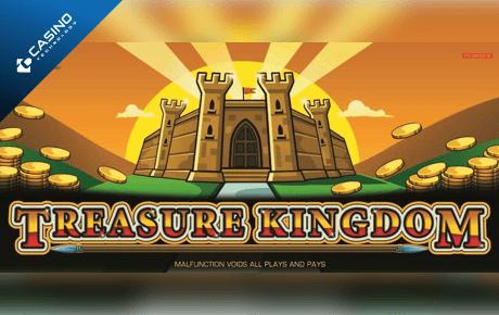 treasure kingdom slot machine online