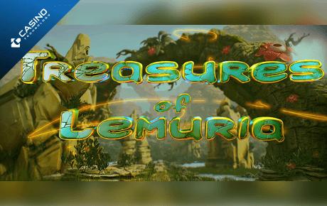 treasures of lemuria slot machine online