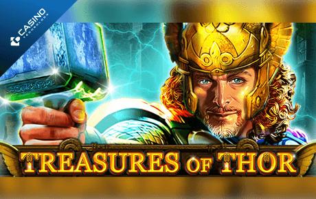 treasures of thor slot machine online