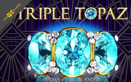 Triple Topaz slot machine