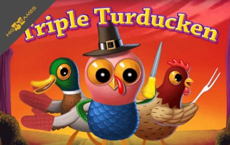 Triple Turducken slot machine