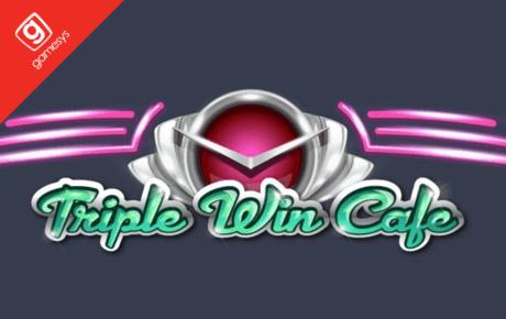 Triple Win Cafe slot machine