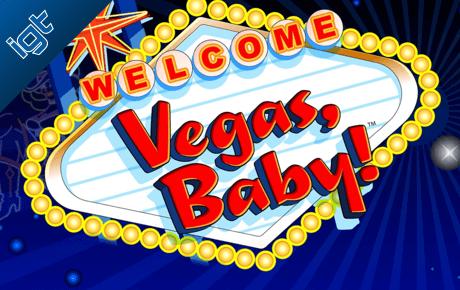 Vegas Baby! slot machine