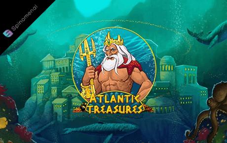 atlantic treasures slot machine online