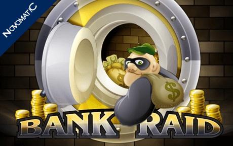 bank raid slot machine online
