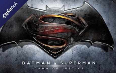 Batman v Superman Dawn of Justice slot machine