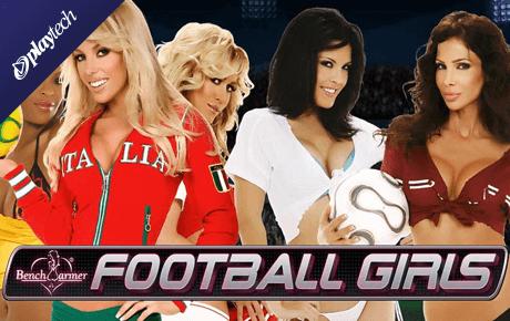 benchwarmers football girls slot machine online