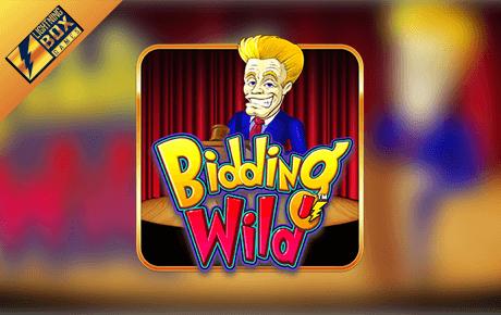 Bidding Wild slot machine