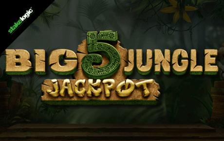 big 5 jungle jackpot slot machine online