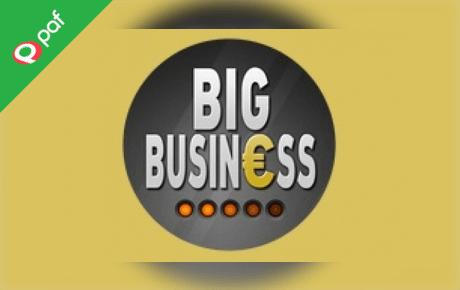 big business slot machine online