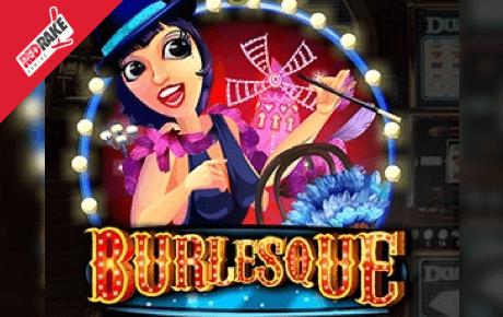 burlesque slot machine online