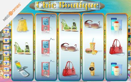 chic boutique slot machine online