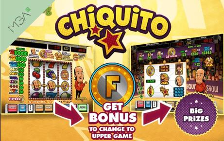 Chiquito slot machine