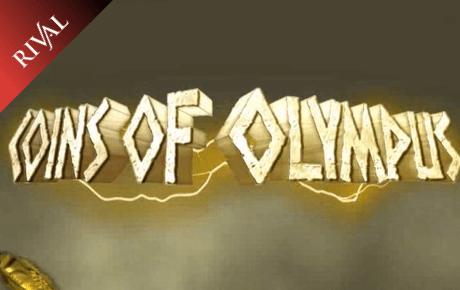Coins of Olympus slot machine