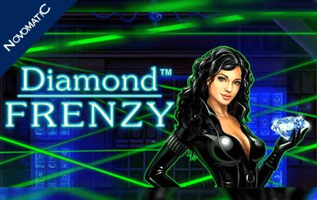 diamond frenzy slot machine online