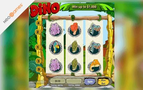 dino slot machine online