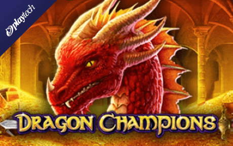 dragon champions slot machine online