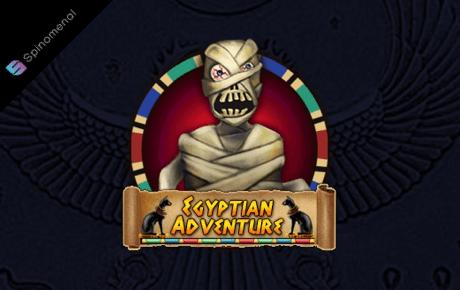 Egyptian Adventure slot machine
