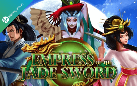 Empress of the Jade Sword slot machine