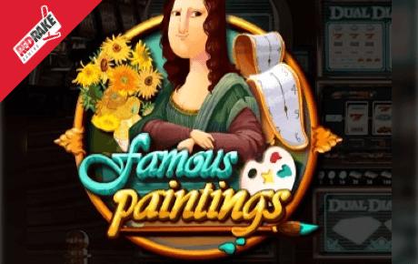 famous paintings slot machine online