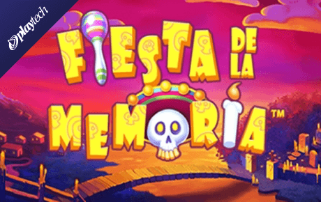 Fiesta De La Memoria slot machine