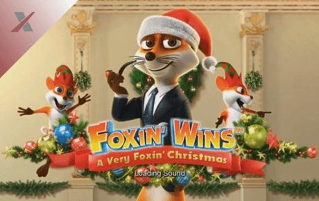 Foxin Wins  A Very Foxin Christmas slot machine