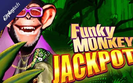 Funky Monkey Jackpot slot machine