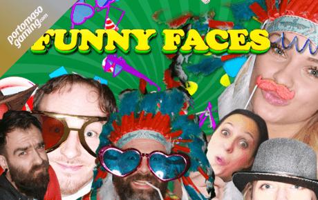 funny faces slot machine online