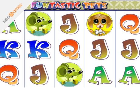 funtastic pets slot machine online