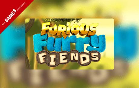 Furious Furry Fiends slot machine