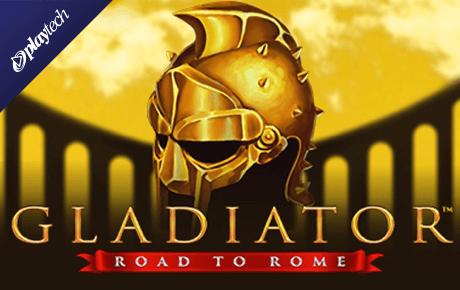 gladiator road to rome slot machine online