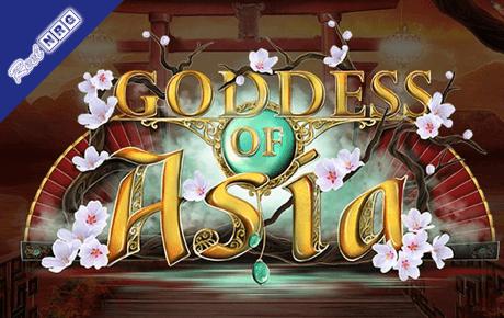 Goddess of Asia Slot Machine