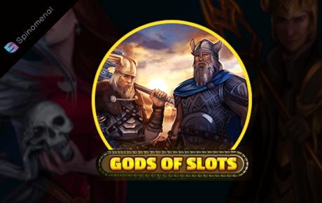 gods of slots slot machine online