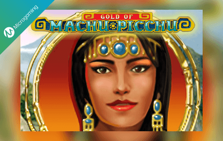 Gold of Machu Picchu slot machine