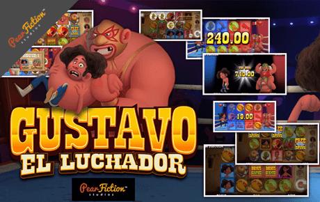Gustavo el luchador slot machine