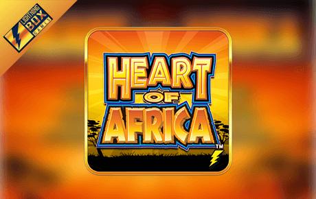 heart of africa slot machine online