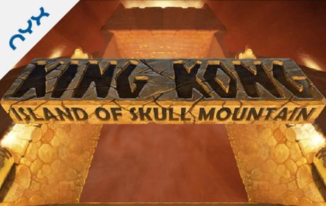 king kong: skull mountain slot machine online