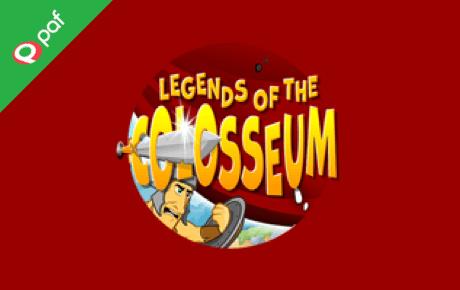 legends of the colosseum slot machine online