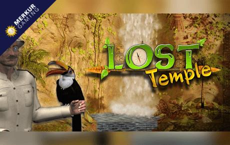 Lost Tempel slot machine