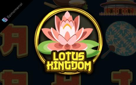Lotus Kingdom slot machine
