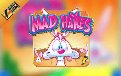 mad hares slot machine online