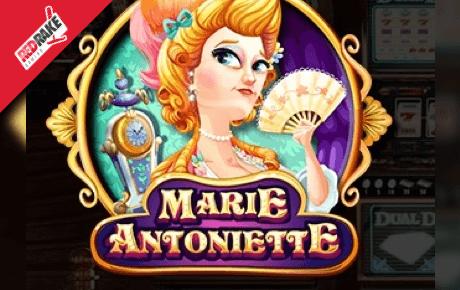 marie antoniette slot machine online