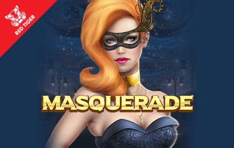 Masquerade slot machine