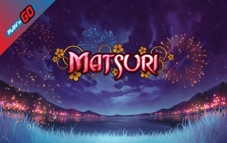 Matsuri slot machine