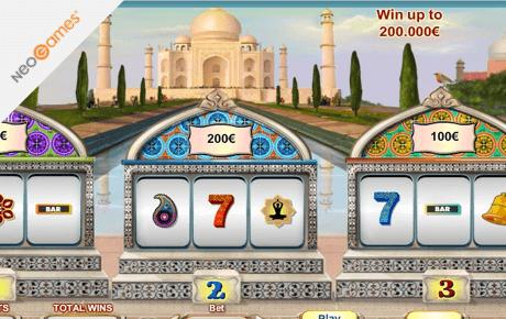 namaste slot machine online