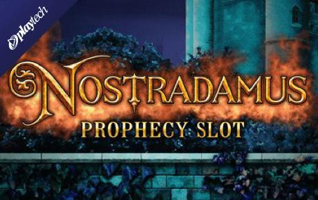 nostradamus slot machine online